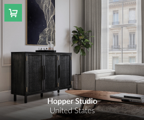 Hopper StudioProud to present furniture devoted to modern life, an homage to everyday people.