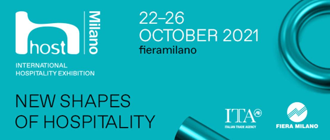 22 - 26 October, 2021 Fieramilano, Rho